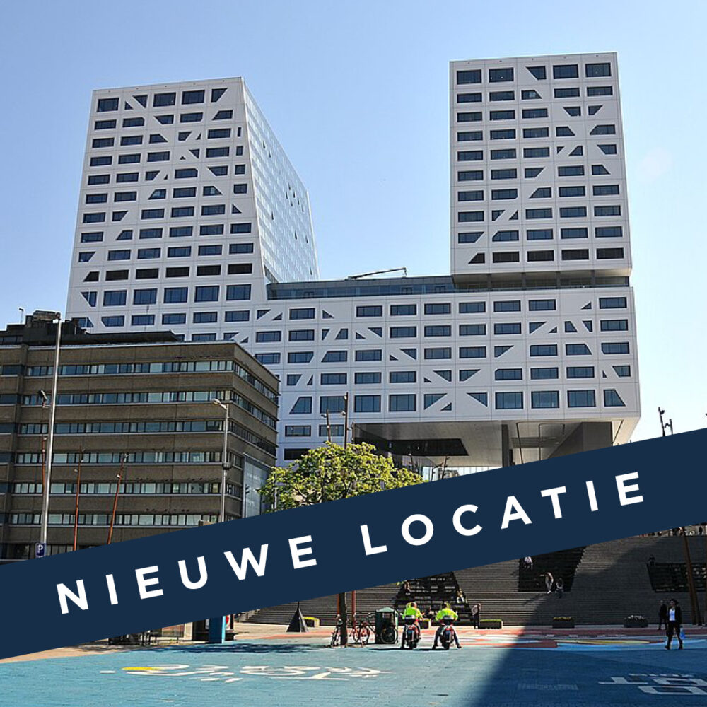 Stadskantoor Utrecht (per 1 sep)